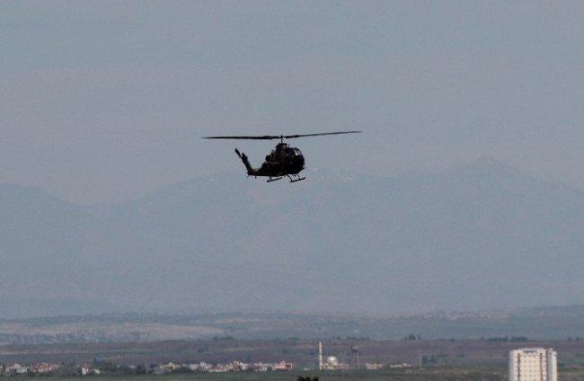 Bordo berelilerden operasyon: 9 terörist öldürüldü