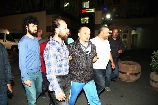 Firari mahkum Hünkar Karataş yakalandı !