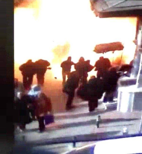 Bursa saldırısının en net görüntüleri