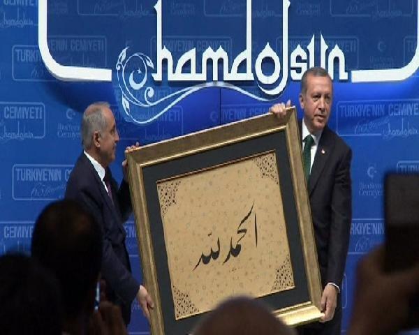Erdoğan'dan Mirgün Cabas'a sert tepki !