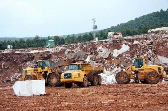 Bursa'da 500 milyar dolarlık mermer rezervi