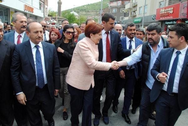 MHP'li Akşener iddialı konuştu !