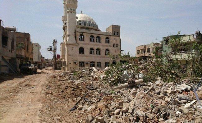 Terör örgütü PKK camiye saldırdı !