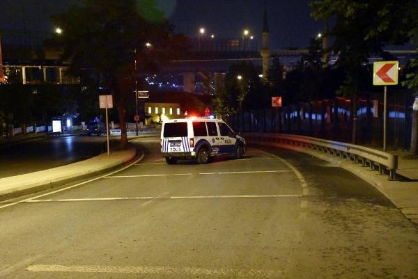 İstanbul'da şüpheli bidon alarmı