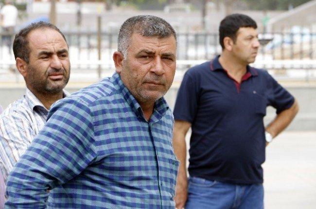 PKK operasyonunda yakalanan oğlunun yüzüne tükürdü