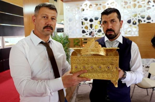 Dubaili işadamı mücavher sandığı için servet ödedi