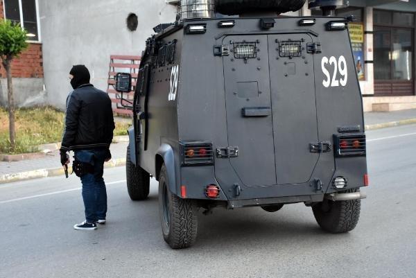 Sultanbeyli'de terör operasyonu !
