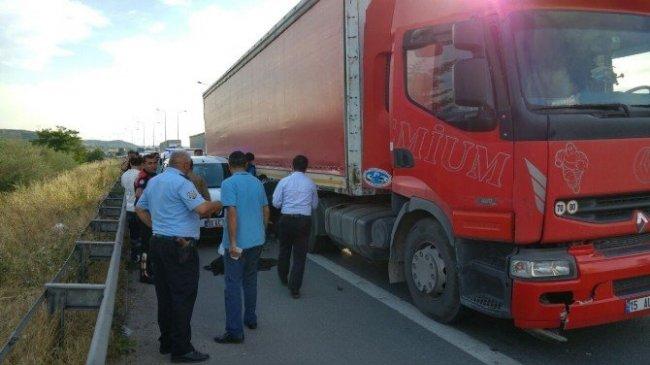 Bursa'da polis memuru şehit oldu !