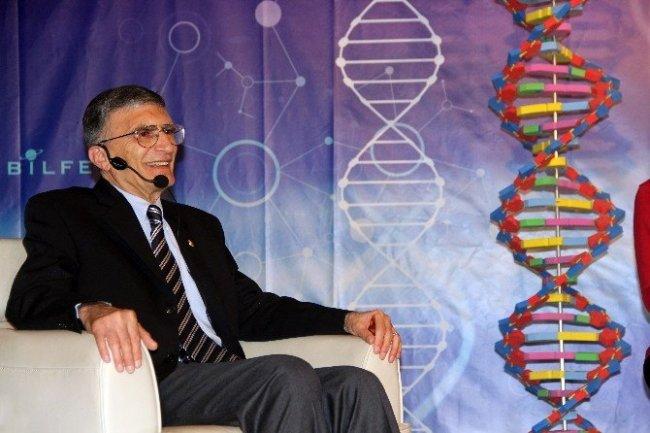 Aziz Sancar: 5 TL üzerindeki DNA'da hata var