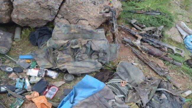 Yüksekova'da 8 terörist öldürüldü.