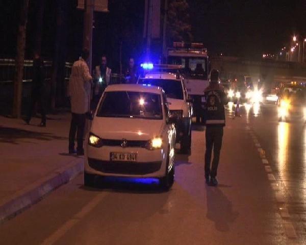 İstanbul'da yol verme kavgası kanlı bitti !
