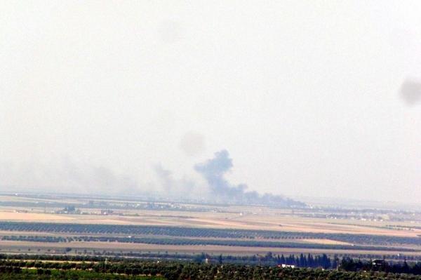 Sınırda çatışmalar şiddetlendi ! Fırtına'lar vuruyor