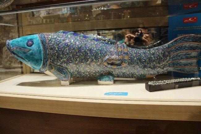 Dünyanın en pahalı balığı !
