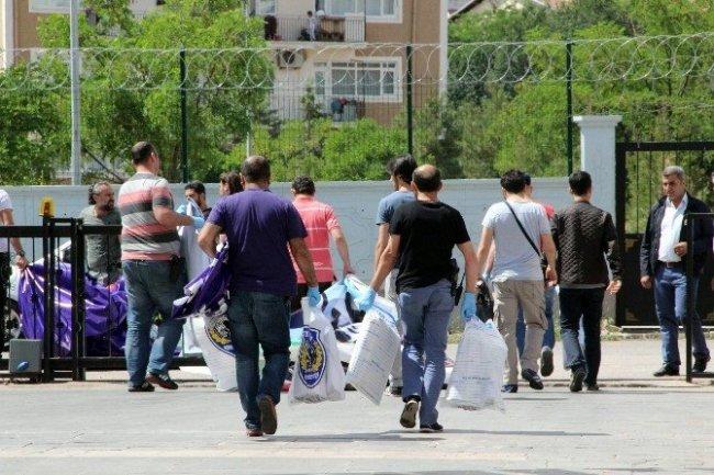 HDP kongresine polis baskını !