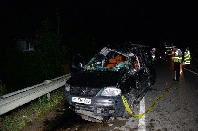 Tokat'ta katliam gibi kaza !