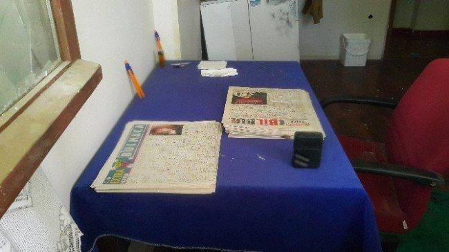 Seri katilin odası görüntülendi