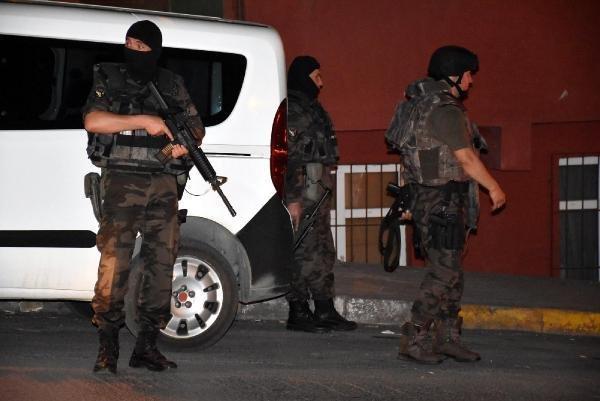Sultangazi'de terör operasyonu yapıldı !