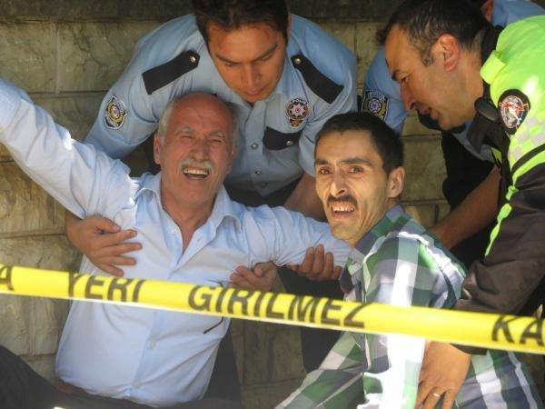 Kadıköy'de Akıl Almaz Kaza (1)