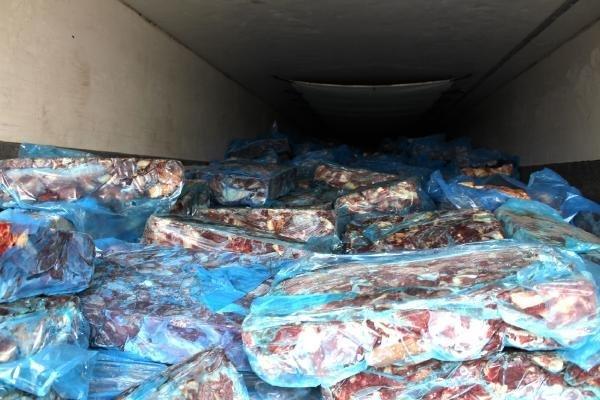 Et kaçakçılarına darbe !