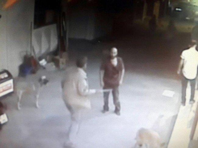 İzmir'de korkunç infaz !