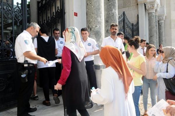 İstanbul'da LYS heyecanı