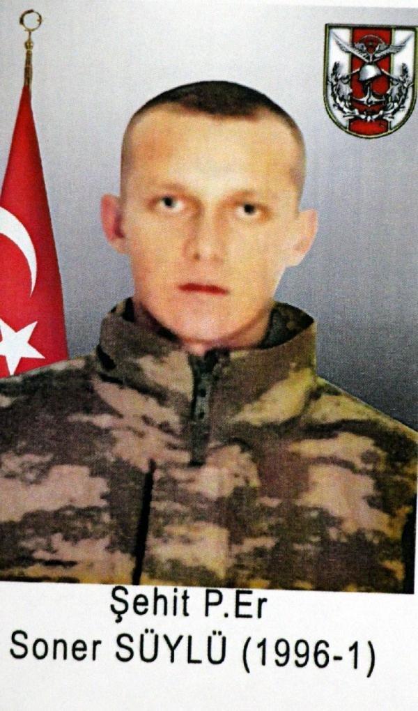 Şırnak'ta kaza kurşunu o askeri şehit etti !
