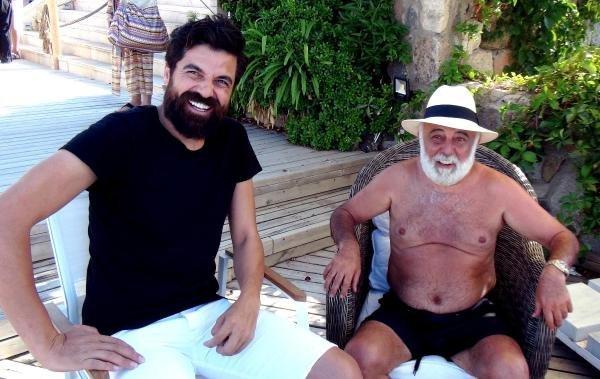 Türk oyuncu Hollywood'da !