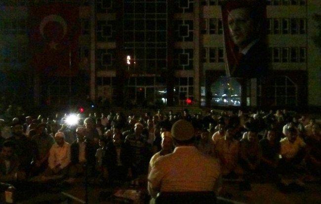 Van'da Fethullah Gülen'i idam ettiler