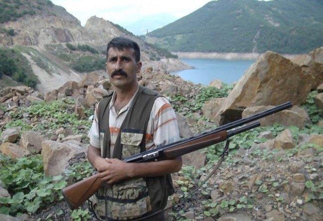Karadenizli terörist avında !