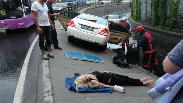 İstanbul'da korkunç kaza: 1 ölü, 1 yaralı