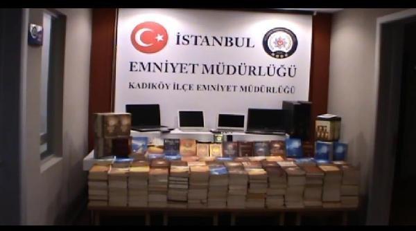 Kadıköy'de FETÖ operasyonu