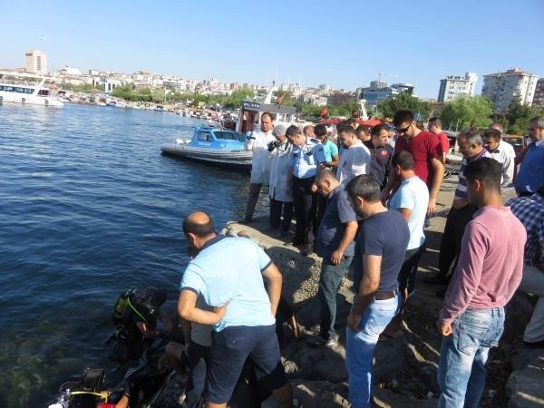 İstanbul'da kahreden ölüm