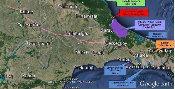 Türkiye Avrupa'ya ''Hızlı Tren'' ile bağlanacak