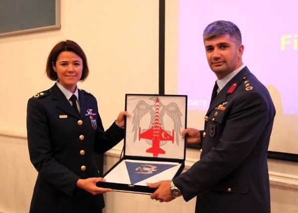 Türk Hava Kuvvetlerinde bir ilk !