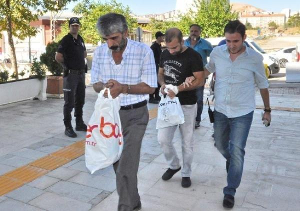 Elazığ Emniyet Müdürlüğü saldırısının 5 şüphelisi yakalandı