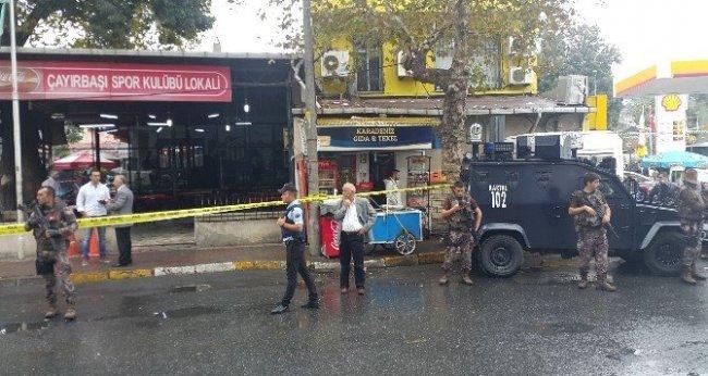 Korsan taksi tartışması kanlı bitti: 1 ölü 2 yaralı