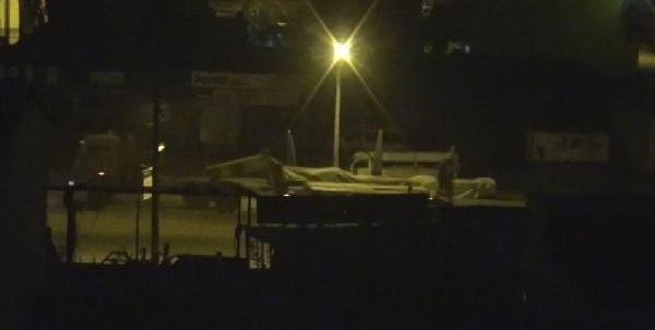 Irak sınırına tank sevkiyatı