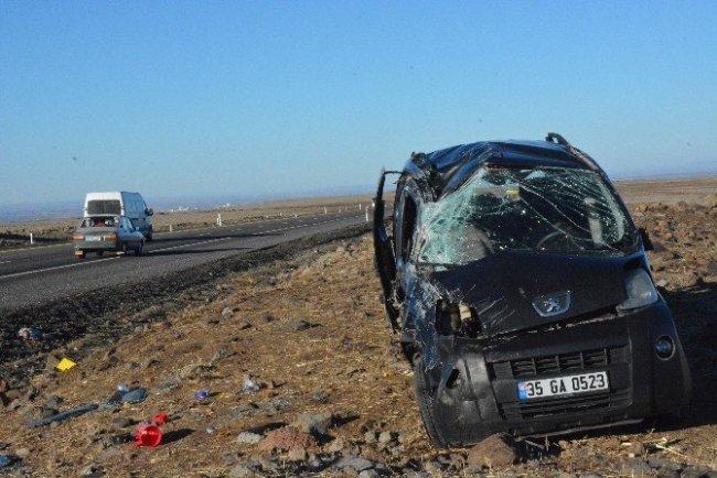 Şanlıurfa'da kaza: 1 ölü