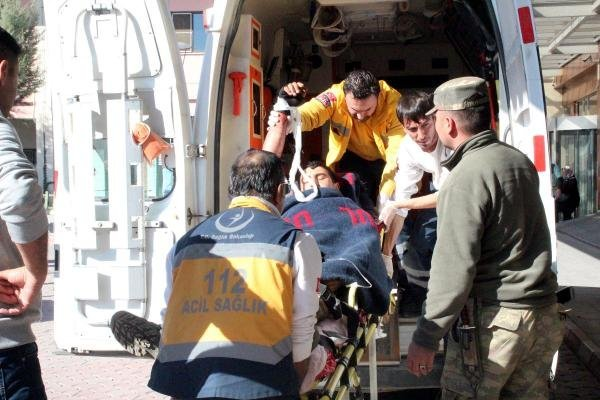 Fırat Kalkanı'nda 1 asker daha yaralandı