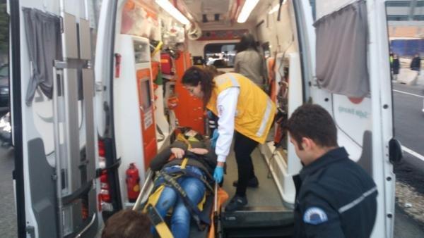 Tıp öğrencisi genç kız ölümden döndü