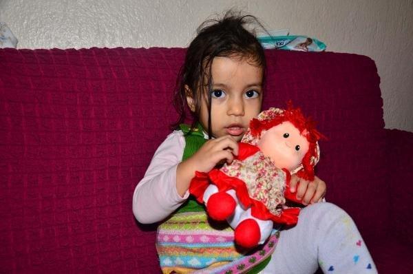 4 yaşındaki çocuk meslek hastalığına yakalandı !