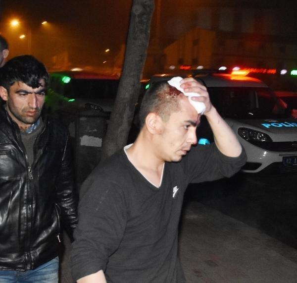 Suriyeliler, Afganlıların evini bastı: 10 yaralı