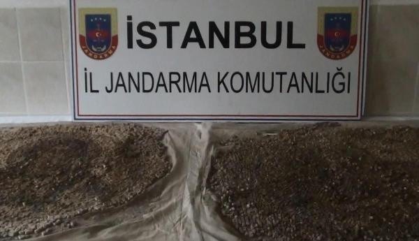 İstanbul'da jandarmadan milyonluk operasyon