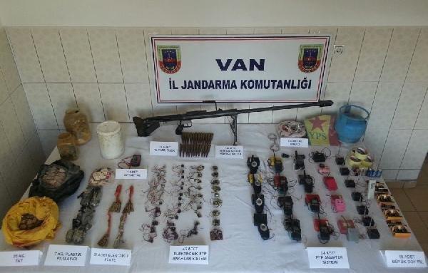 Van'da PKK'ya büyük darbe