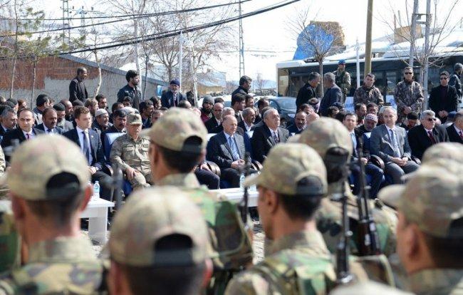 PKK katliam yapmıştı, bugün yemin ettiler