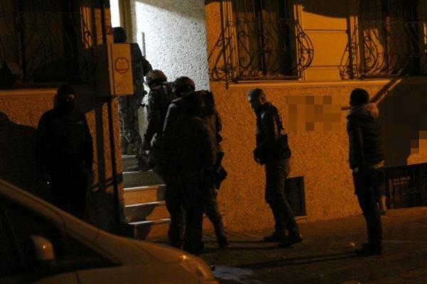 İstanbul polisinden şafak vakti dev operasyon