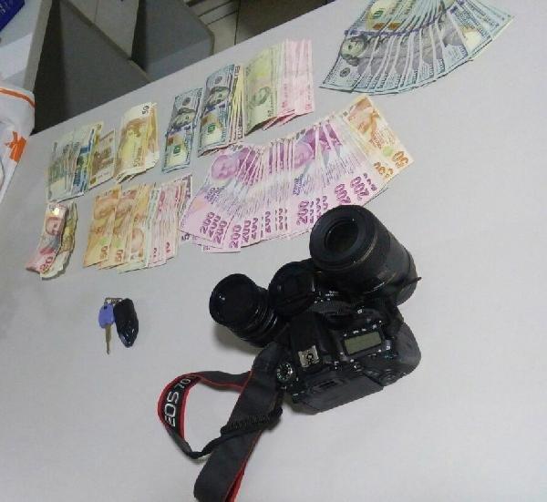 Jammer kullanan hırsızlar yakalandı