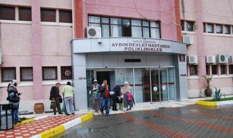 AYDIN'DAKİ HASTANELER HİZMET VERMEYE DEVAM EDİYOR