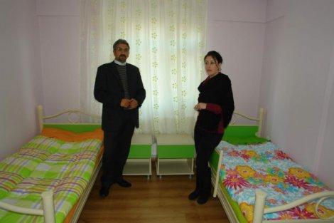 BATI KARADENİZ'İN İLK ÖZEL ÖZÜRLÜ BAKIM MERKEZİ ALAPLI'DA