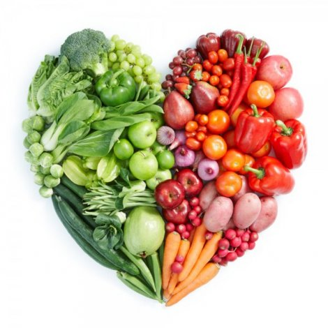 Vegetables and fruit are great for your heart and body!  1 topic.  2 topics.